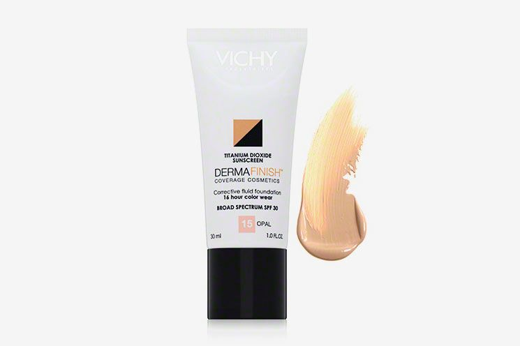 Vichy Dermafinish Corrective Fluid Foundation