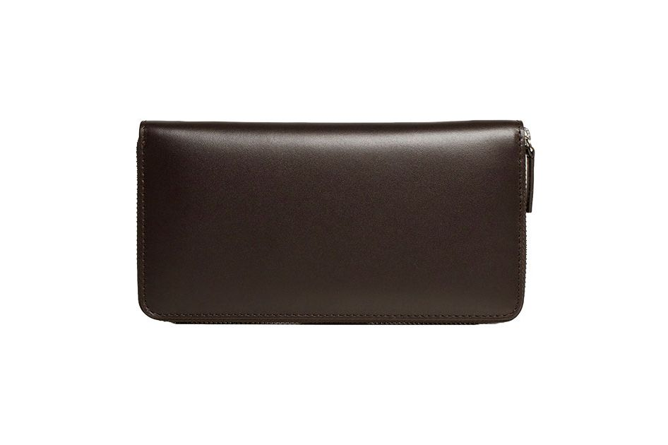 Everlane Slim Zip Wallet