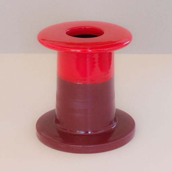 Workaday Handmade Spool Vase