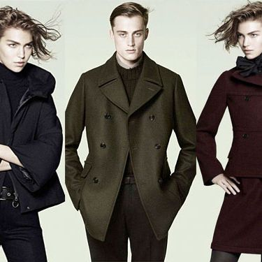 New looks from the fall 2011 +J collection.