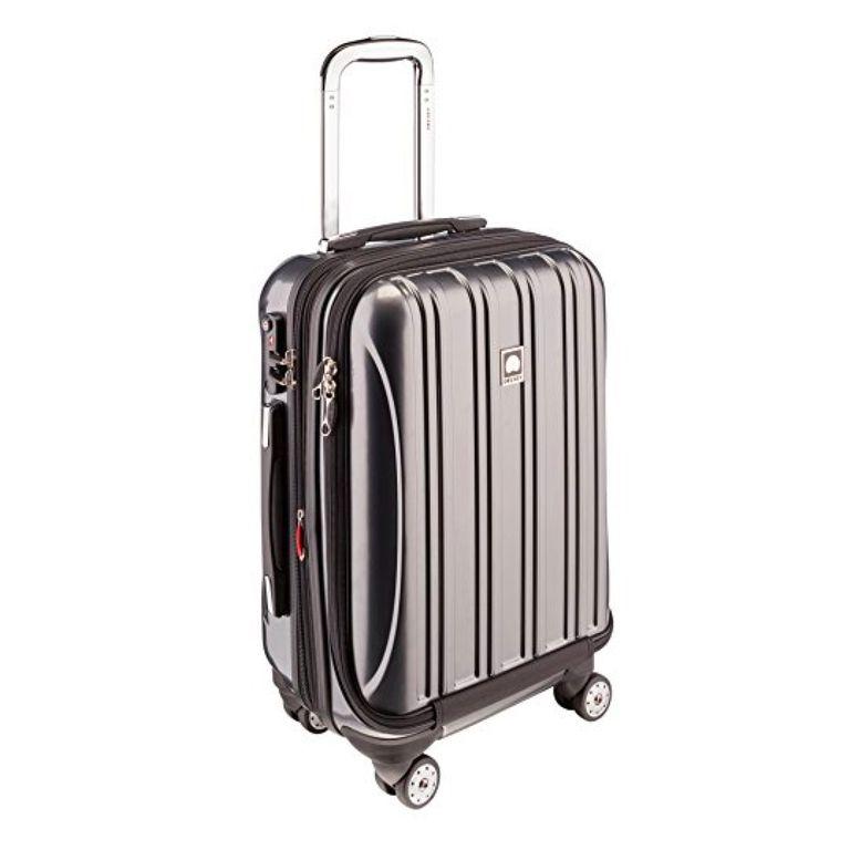 DELSEY Paris Helium Aero Hardside Luggage With Spinner Wheels