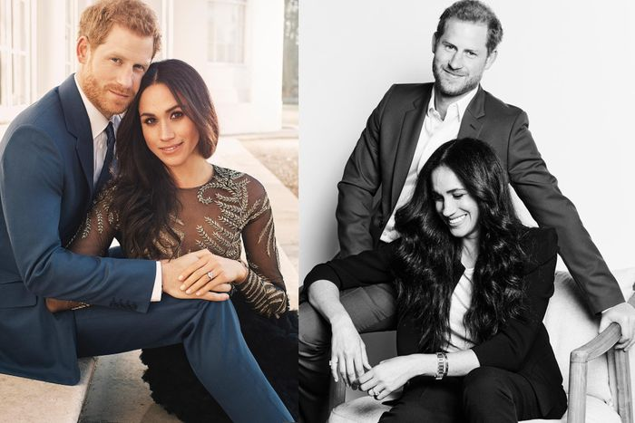 meghan markle prince harry released a new portrait meghan markle prince harry released a