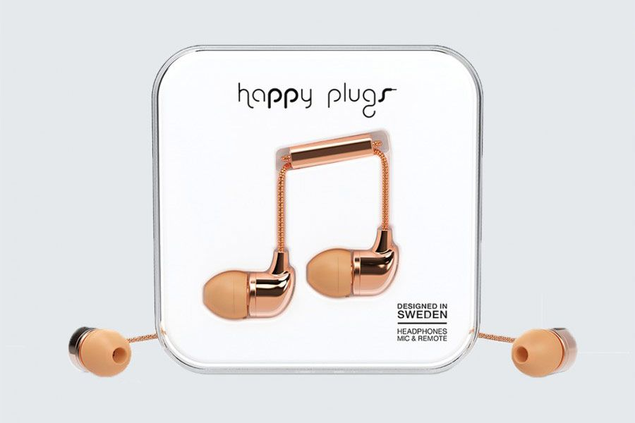 Happy Plugs Deluxe In-Ear