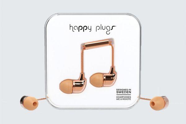 Happy Plugs Deluxe In-Ear