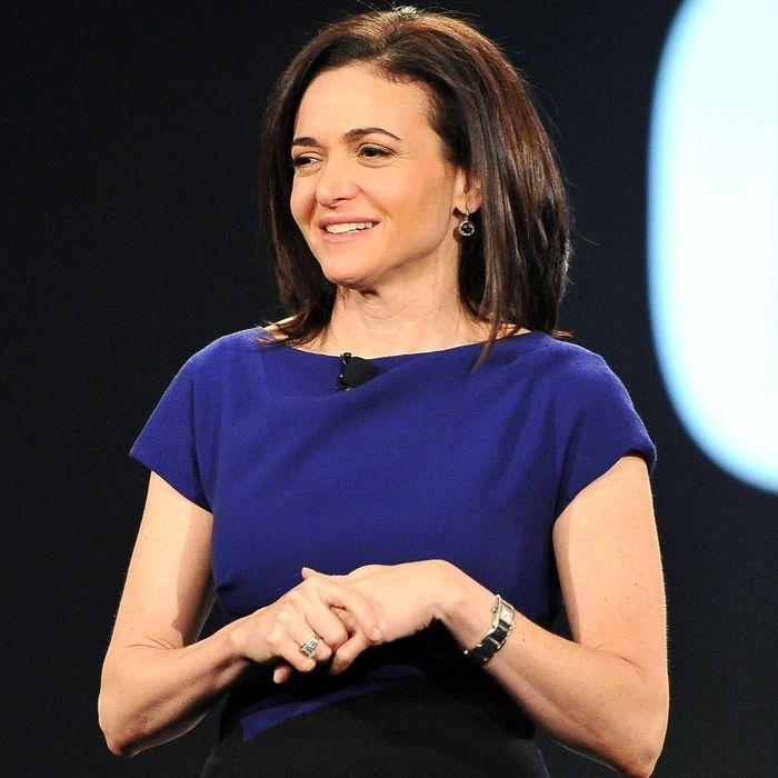 Sheryl Sandberg Has Discovered How Hard It Is to Be a ... Sheryl Sandberg Hobbies