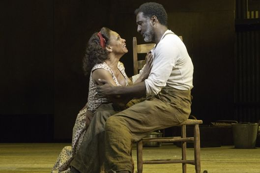Audra McDonald porgy and bess summertime