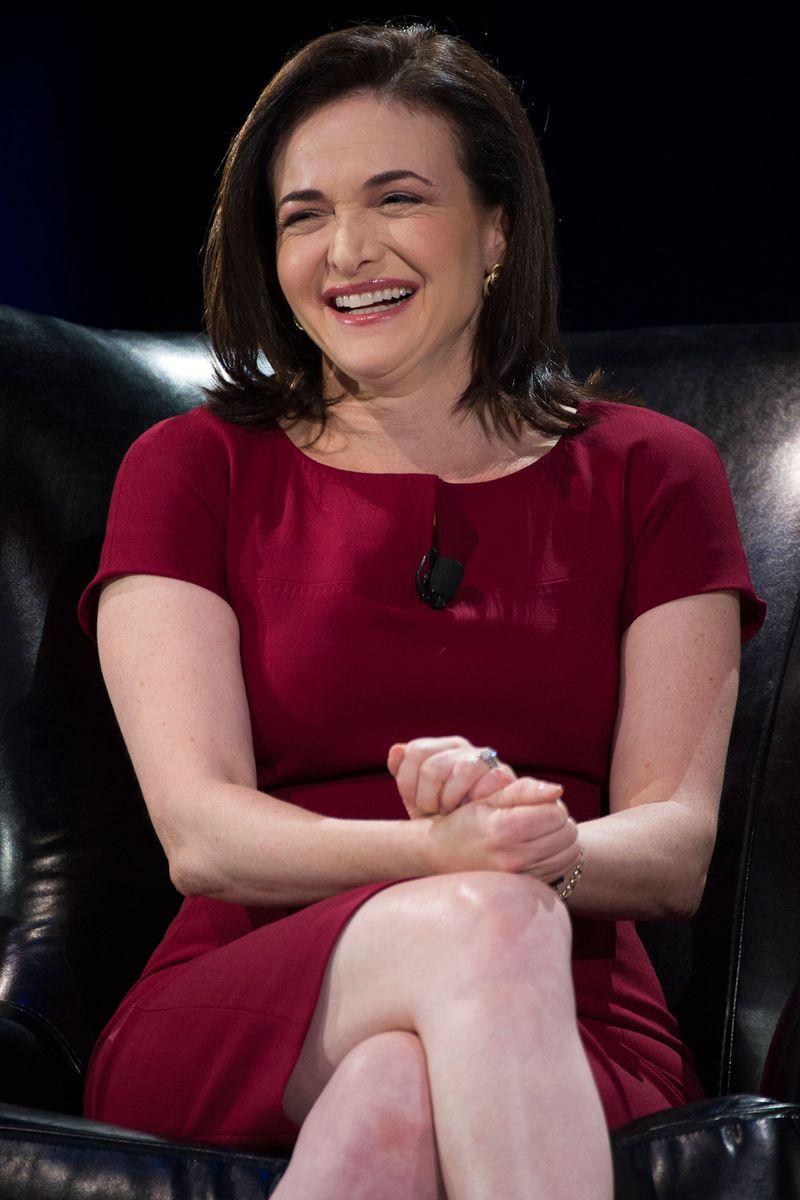 Sheryl Sandberg Is Now a Billionaire -- The Cut Sheryl Sandberg Hobbies