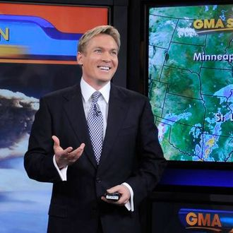 GOOD MORNING AMERICA - SAM CHAMPION (ABC/Ida Mae Astute)