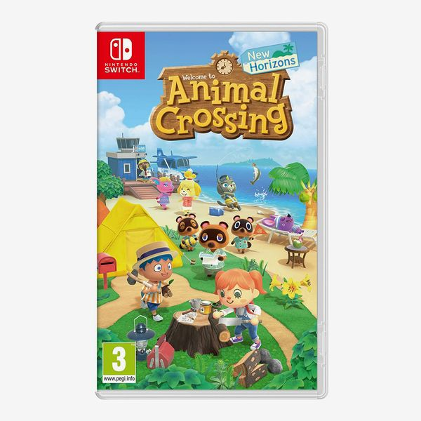 'Animal Crossing: New Horizons'