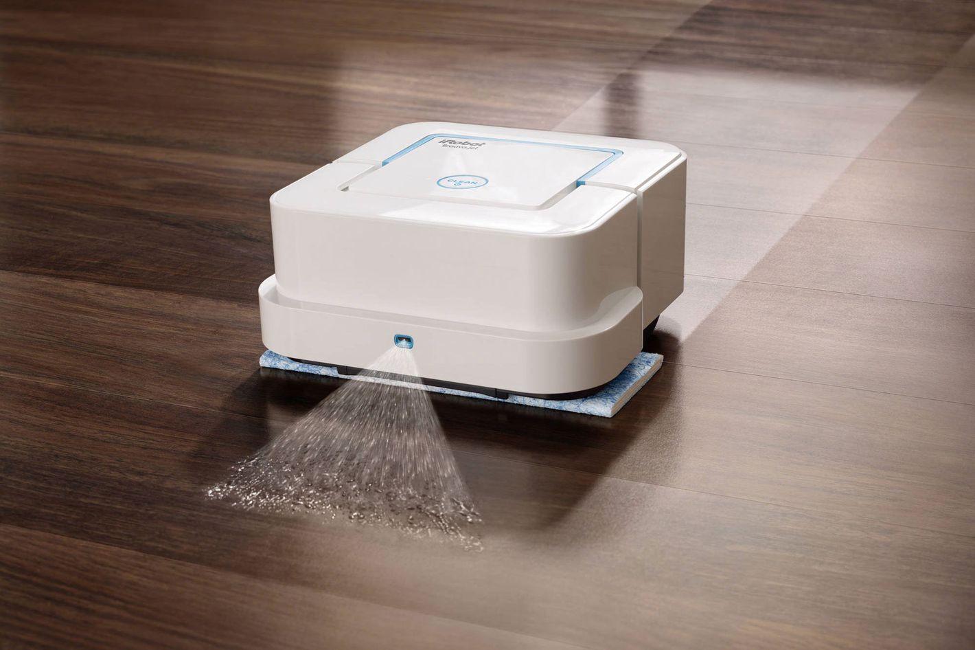 iRobot Braava Jet 240 Robot Mop- strategist best smart kitchen appliances