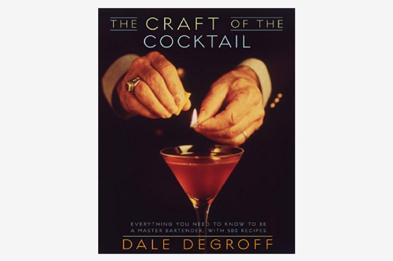 The Craft of the Cocktail: Everything You Need to Know to Be a Master Bartender