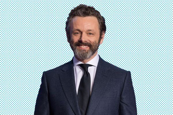 Michael Sheen Didn't Actually Name His Penis After Christine Baranski
