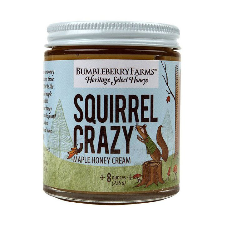 Bumbleberry Farms' Honey-Maple Cream