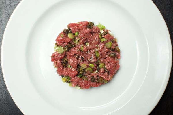 The Metrograph Movie House Serves Steak Tartare at Its Commissary
