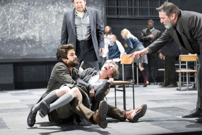 review on the crucible by arthur miller more than a tale of witch hunts Of the salem witch trials more than four decades after arthur miller's the crucible baiting witch hunts of the 1950s that miller.