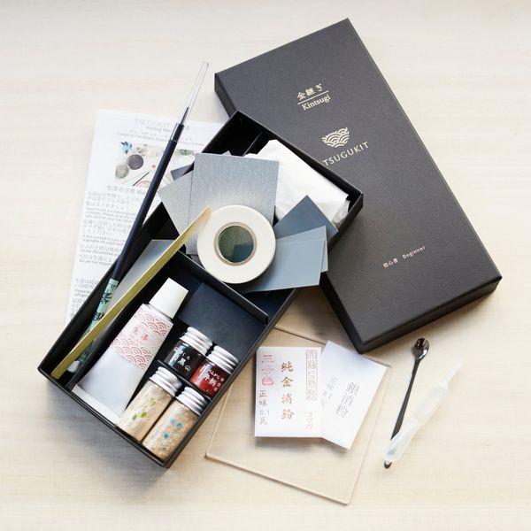 Traditional Kintsugi Kit for Beginners
