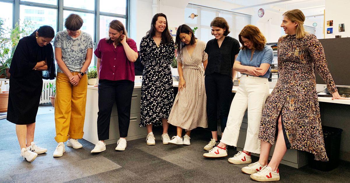 Strategist Hive Mind: We're All Wearing Vejas Now