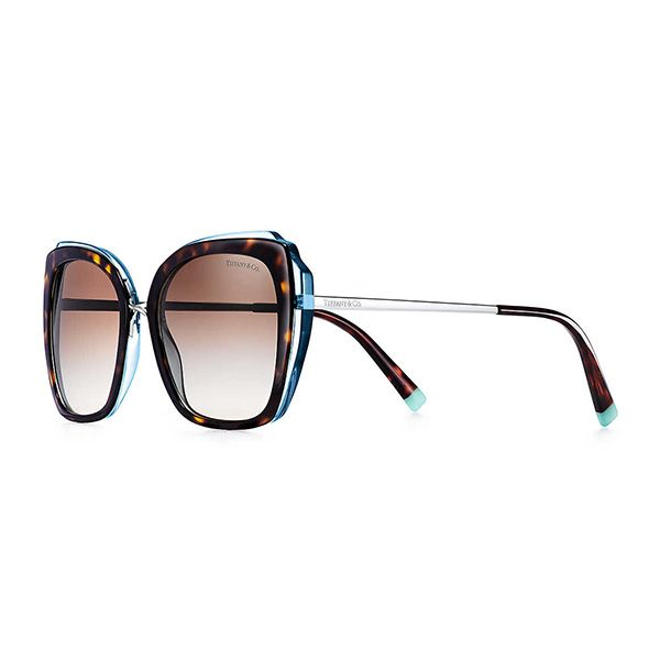 Tiffany Infinity Square Sunglasses