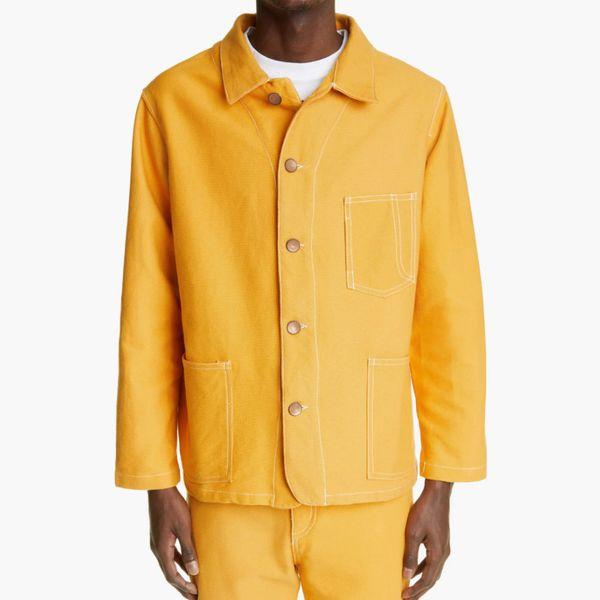 Wanda Lephoto Canvas Workwear Jacket
