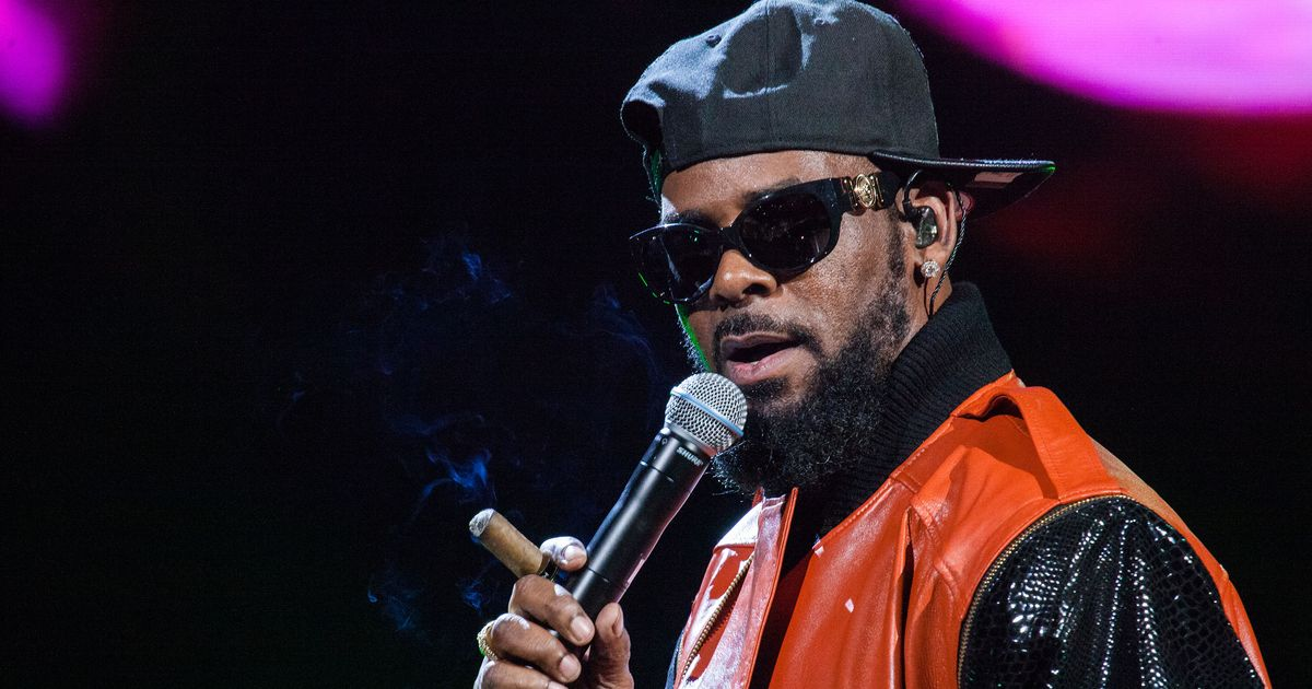 Sony Music Drops R. Kelly Following Sexual Abuse