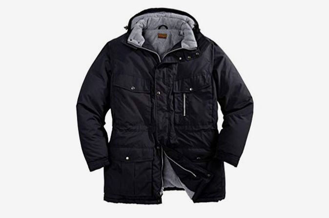 Boulder Creek Men's Big & Tall Expedition Parka