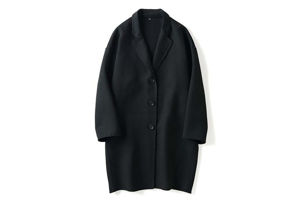 Double Face Chester Coat