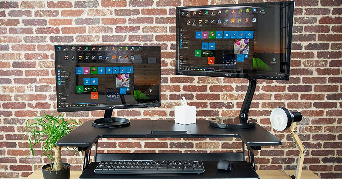 The Best Standing Desks on Amazon, According to Hyperenthusiastic Reviewers