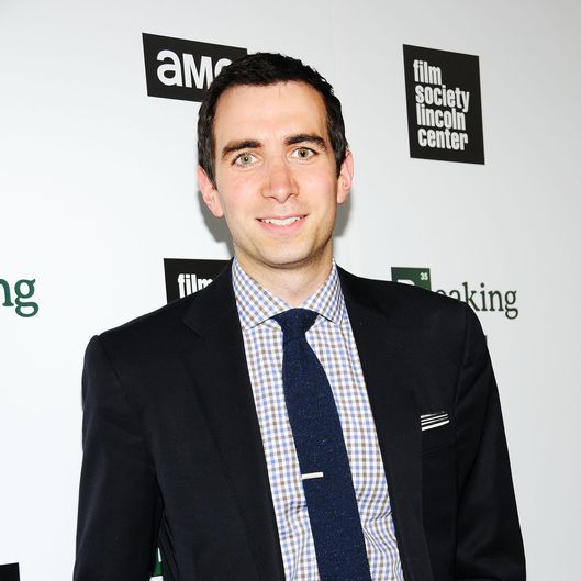 "NEW YORK, NY - JULY 31: New York Times Reporter Andrew Sorkin attends The Film Society Of Lincoln Center And AMC Celebration Of ""Breaking Bad"" Final Episodes  at The Film Society of Lincoln Center, Walter Reade Theatre on July 31, 2013 in New York City.  (Photo by Desiree Navarro/WireImage)"
