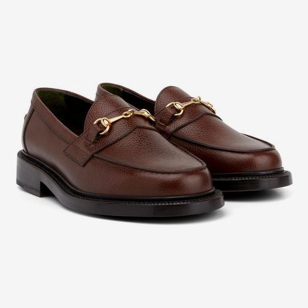 Blackstock and Weber The Mason Horse Bit Loafer