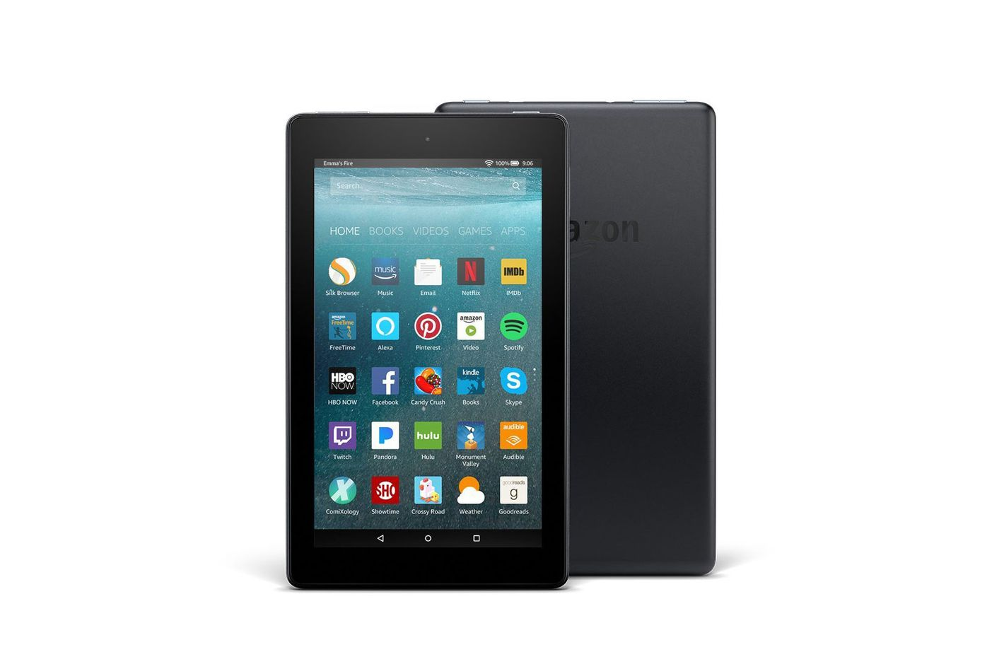 "Amazon Fire 7 Tablet With Alexa, 7"" Display"