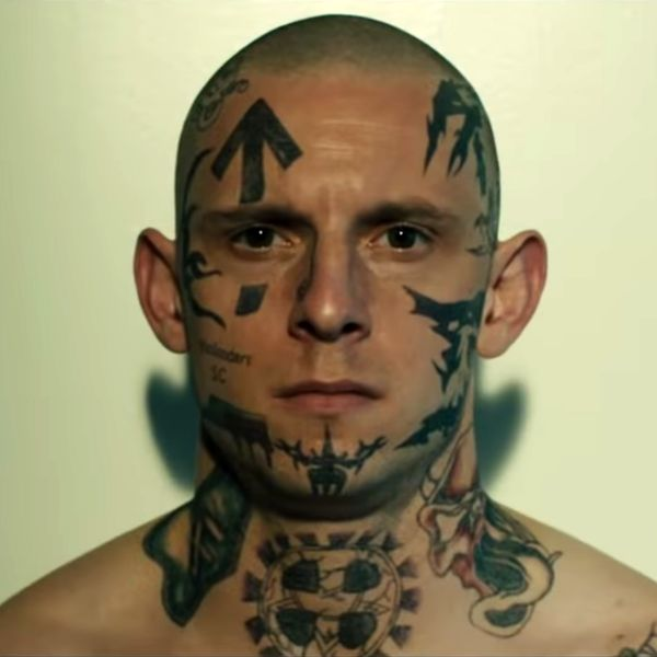 Jamie Bell Really Regrets Being a Neo-Nazi in the Trailer for Skin
