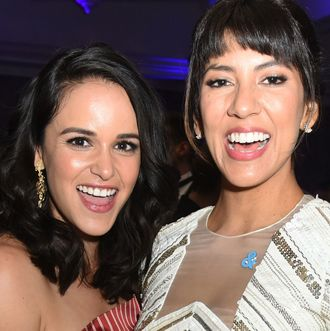 deb76c32ac0c Brooklyn Nine-Nine s Melissa Fumero and Stephanie Beatriz Will Guest Star  on One Day at a Time