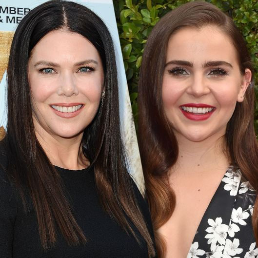 Lauren Graham Mae Whitman