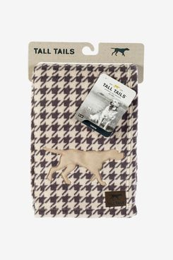Tall Tails Dog Houndstooth Throw Blanket