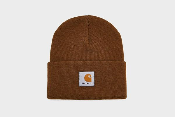 Carhartt WIP Watch Cap in Hamilton Brown