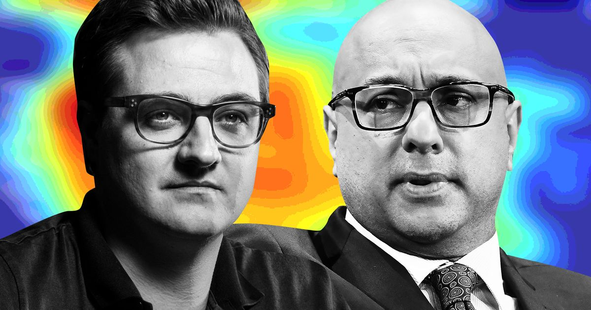 Chris Hayes and Ali Velshi Talk the State of Climate Journalism (and State of the Planet)