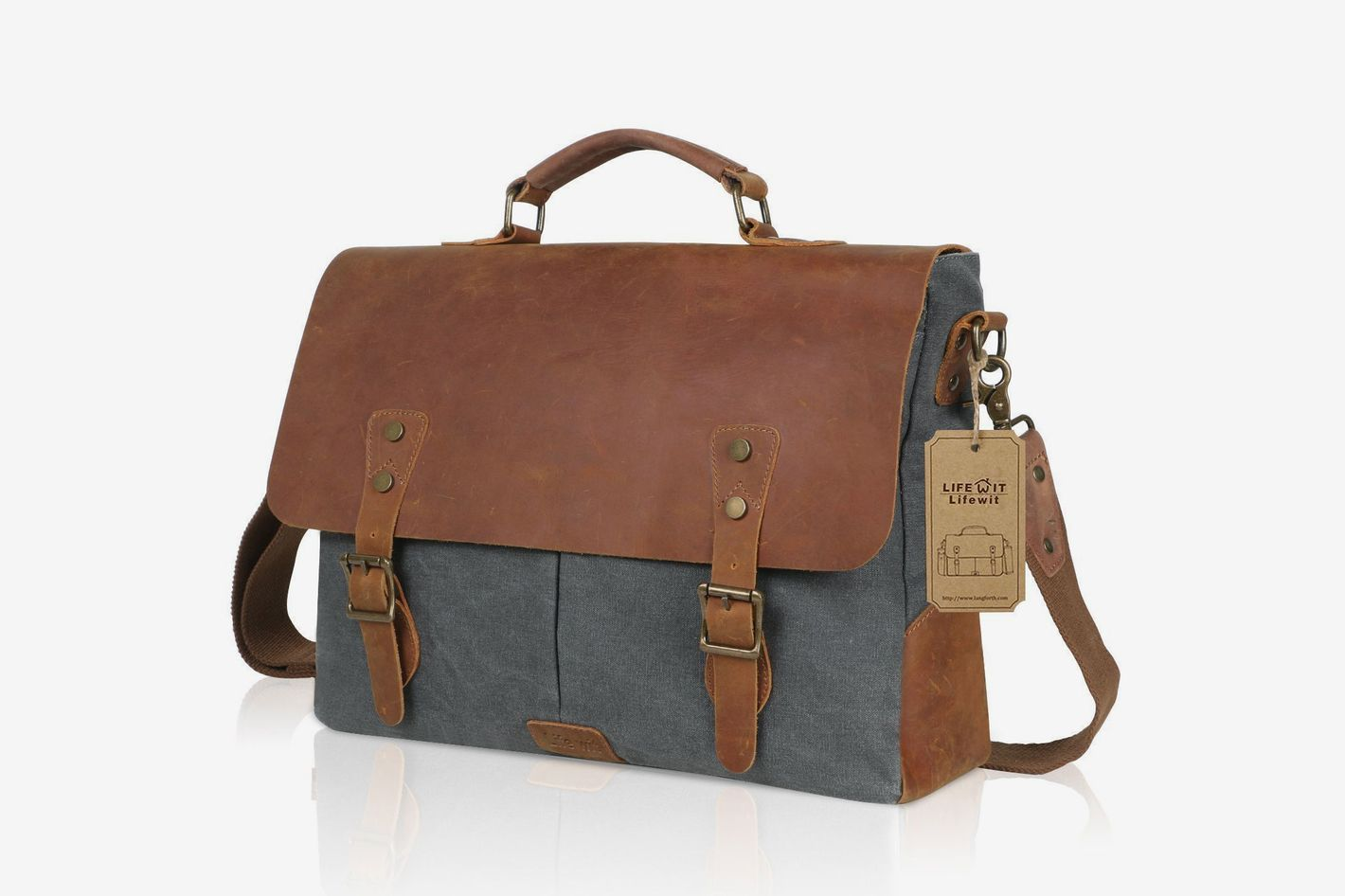 ae656d63c3 Lifewit Laptop Messenger Bag