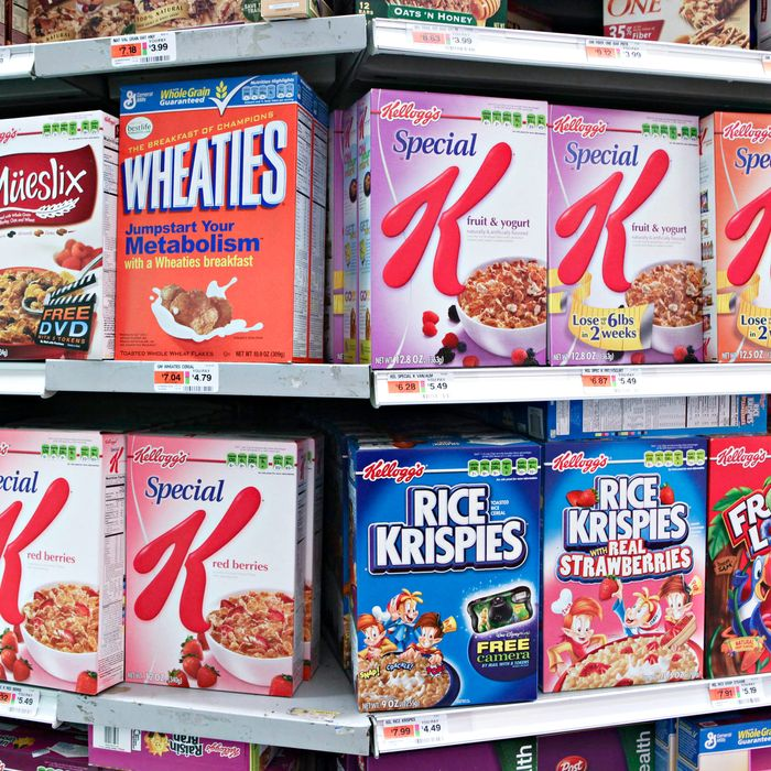 Breitbart News Has Gone to War With Kellogg's
