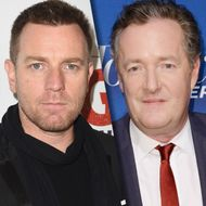 ewan mcgregor cancels appearance on piers morgan    s show over his        list of enemies  the actor was scheduled to appear on morgan    s morning talk show good morning britain on tuesday morning to promote t trainspotting