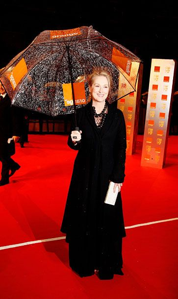 At the 63rd British Academy Film Awards in London.