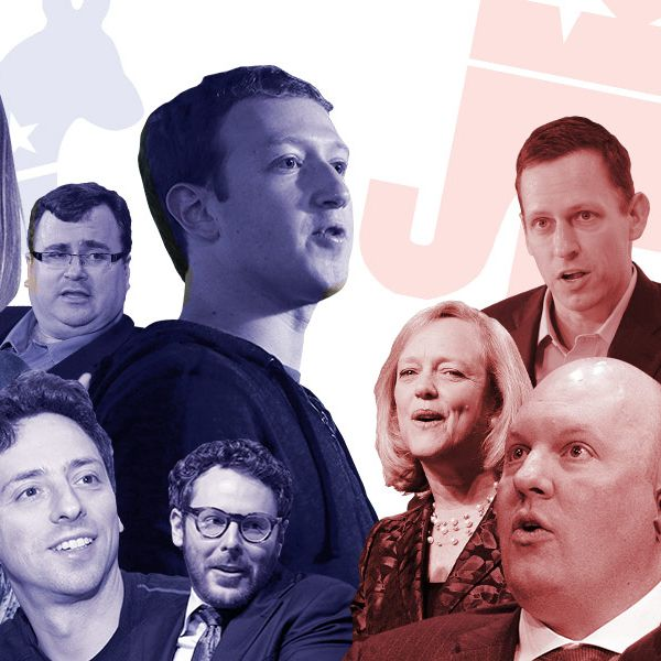 The Maturation Of Mark Zuckerberg New York Magazine: The Political Leanings Of Silicon Valley