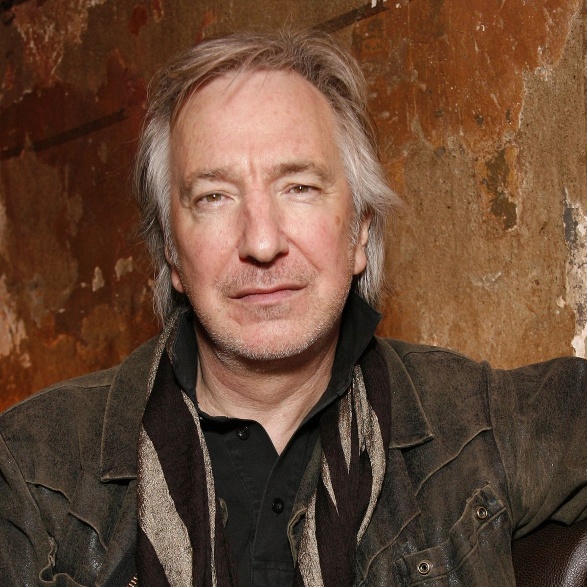 Alan Rickman S Diaries To Be Published As Book In 2022