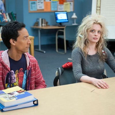 "COMMUNITY -- ""Curriculum Unavailable"" Episode 319."