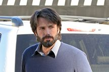Ben affleck takes his daughter Violet Affleck to a karate class in Santa Monica, California.