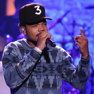 Chance The Rapper S Coloring Book Is Here