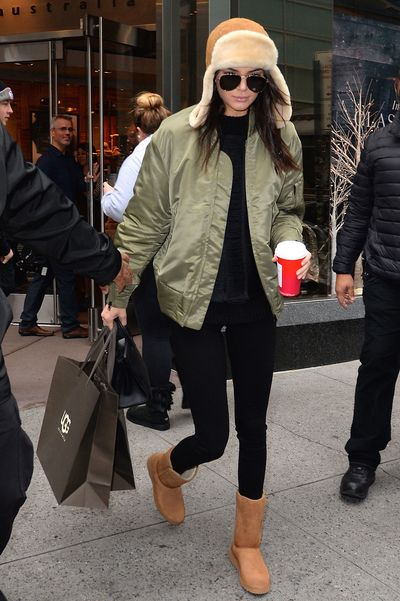 Kendall Jenner Eats at Mercer Kitchen; Ina Garten and Woody Allen Try Vaucluse