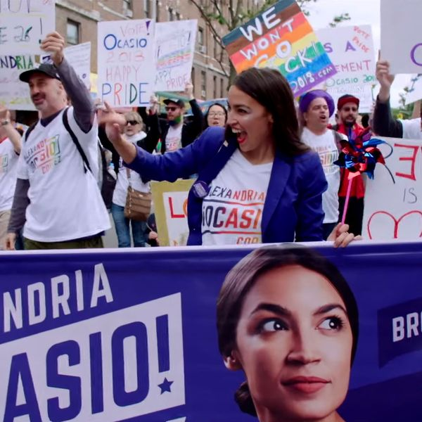 Knock Down the House Trailer: Knock, Knock. Who's There? Alexandria Ocasio-Cortez.