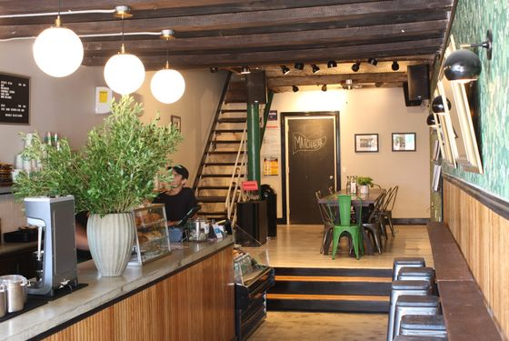 Take A Look At America S First Matcha Bar Grub Street