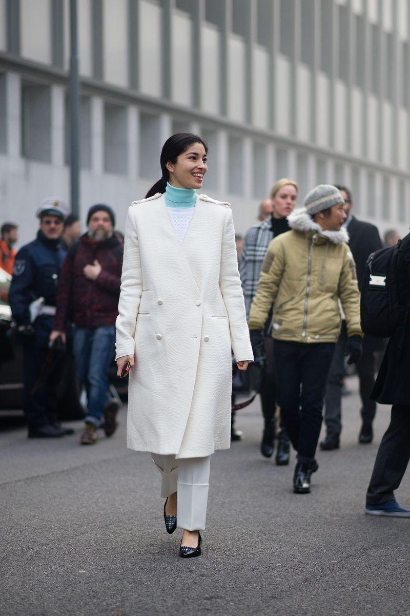 Caroline Issa Street Style Milan Men 39 S Fashion Week The Cut