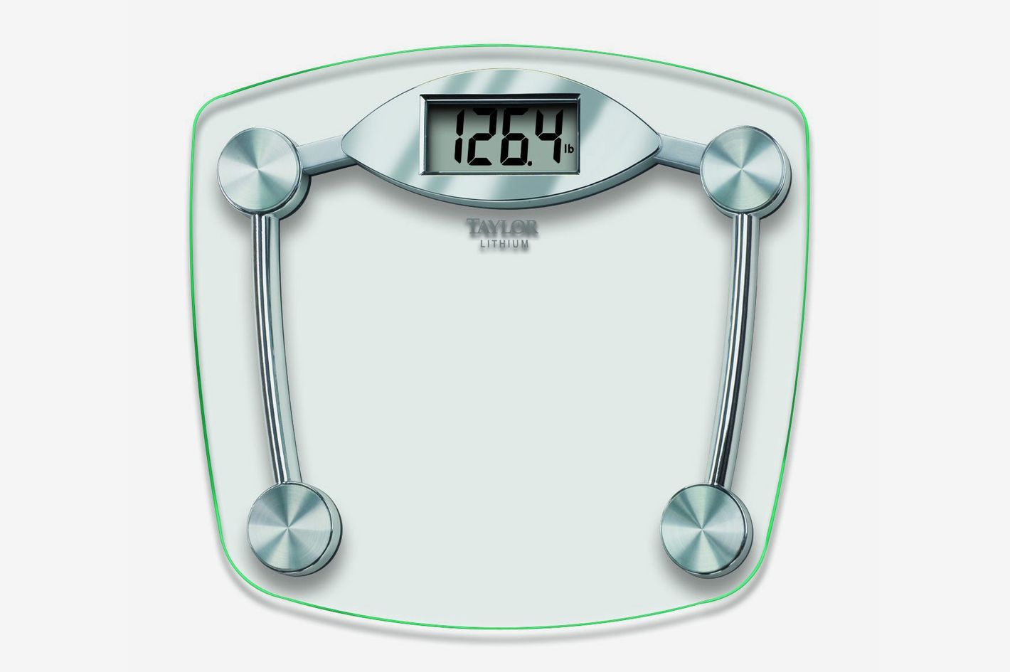 Best Taylor glass bathroom scale